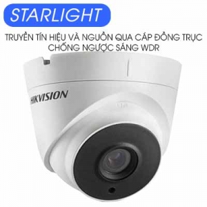 Camera HIKVISON DS-2CC52D9T-IT3E 2 MEGAPIXEL STARLIGHT